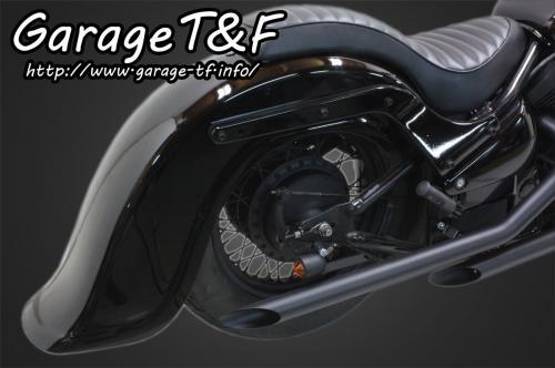 ガレージT&F ディープクラシックリアフェンダー バルカン400 バルカンクラシック400