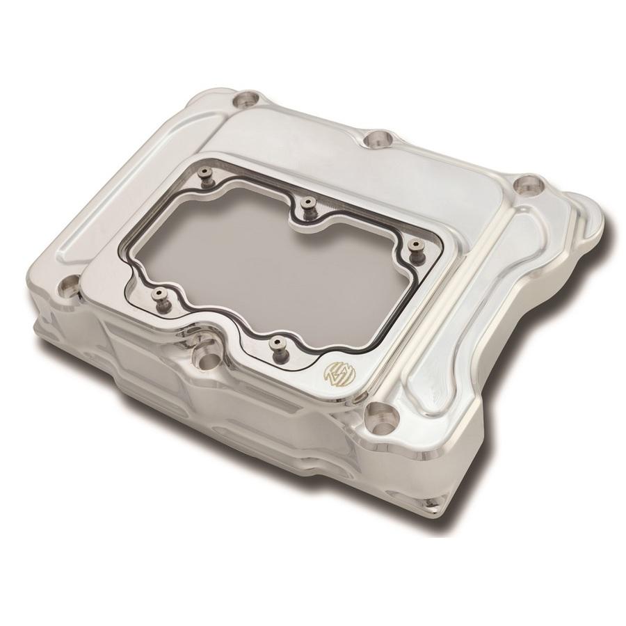 RSD Roland Sands Design ローランドサンズ エンジンカバー ロッカーボックスカバー Clarity 仕上り:クロム ツインカム用 99-15