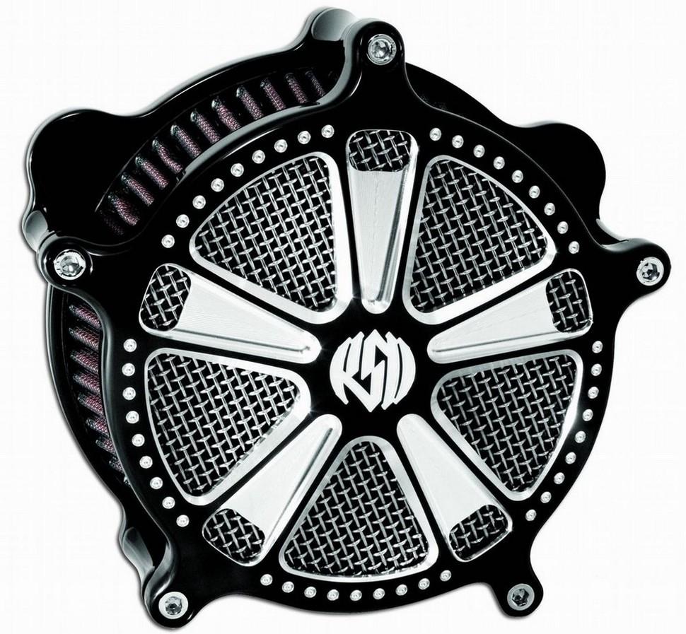 RSD Roland Sands Design ローランドサンズ エアクリーナー Venturi Judge XL w| CV CARB|DELPHI EFI