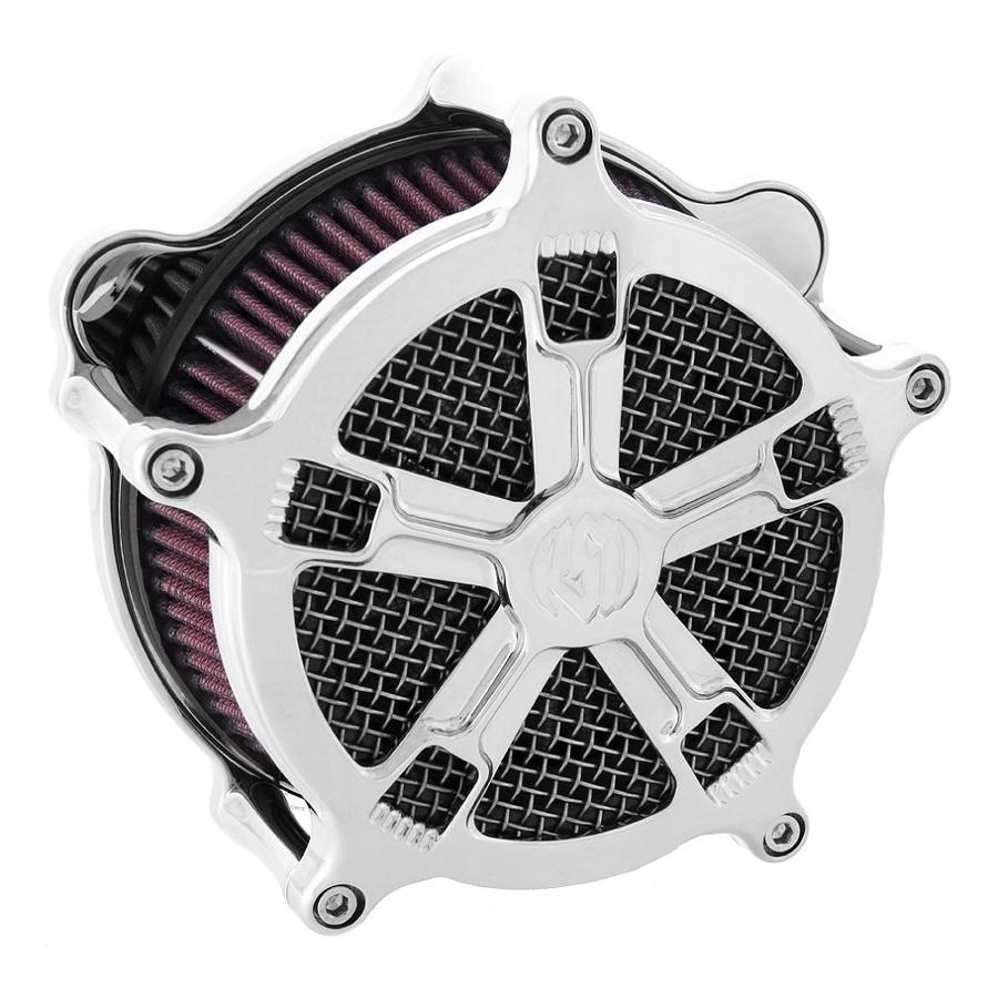 RSD Roland Sands Design ローランドサンズ エアクリーナー Venturi Turbo XL w| CV CARB|DELPHI EFI