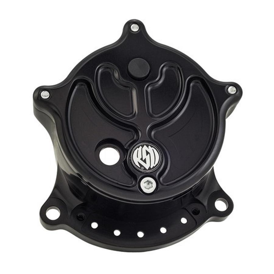 RSD Roland Sands Design ローランドサンズ カフェゲージ&ヘッドライトリロケーター Sportster 48 Softail Dyna Custom