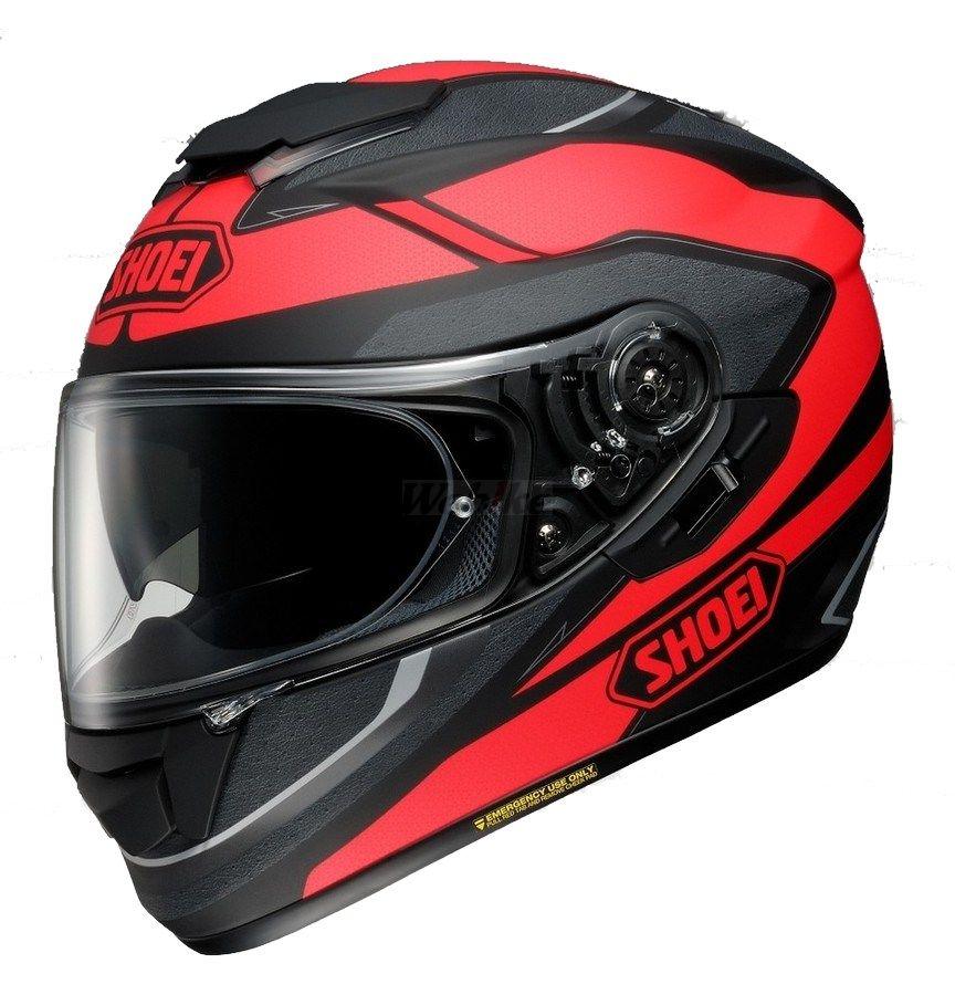 【イベント開催中!】 SHOEI ショウエイ フルフェイスヘルメット GT-Air SWAYER [ジーティーエアー スウェイヤー TC-1 RED/BLACK マットカラー] ヘルメット サイズ:M (57cm)
