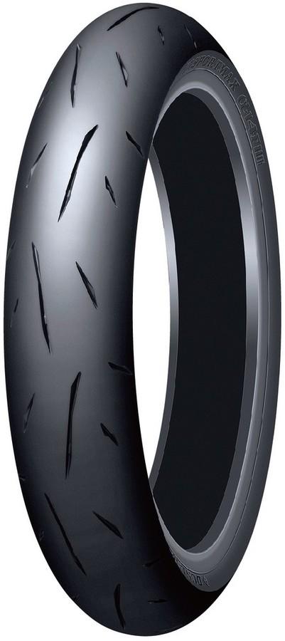 DUNLOP ダンロップ SPORTMAX α-14 Z 【120/60ZR17M/C (55W) TL】 スポーツマックス アルファ14 タイヤ