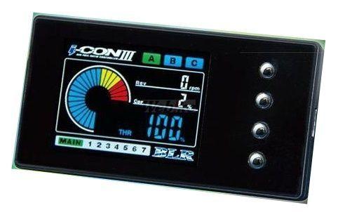 BLR ブルーライトニングレーシング インジェクション関連 i-CON III インジェクションコントローラー W-800 11-16