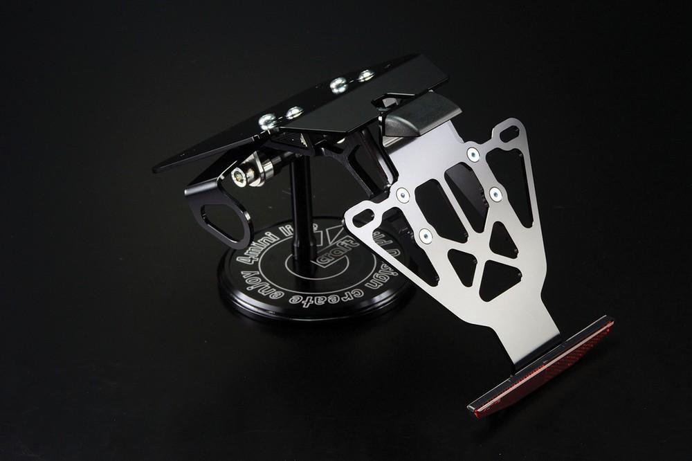 GILD design ギルドデザイン フェンダーレスキット カラー:ブラック YZFR25