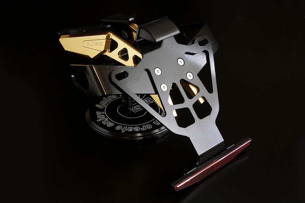 GILD design ギルドデザイン フェンダーレスキット カラー:ゴールド MT-09