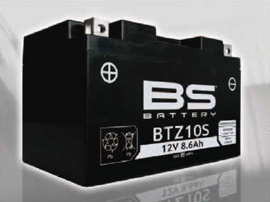 【在庫あり】BSバッテリー 液入充電済バッテリー