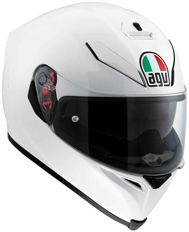 AGV エージーブイ フルフェイスヘルメット K-5 S ヘルメット(K-5 S SOLID) サイズ:S(55-56cm)