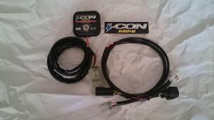 BLR ブルーライトニングレーシング インジェクション関連 i-CON III インジェクションコントローラー 追加キット SR400 Fi 10-17