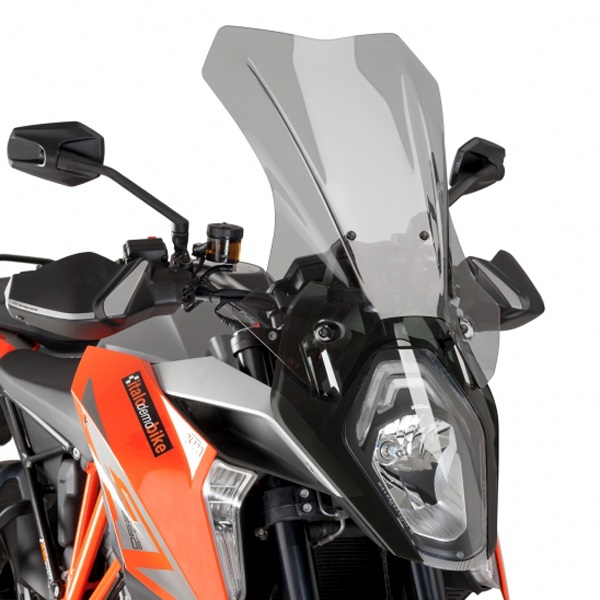 Puig プーチ ツーリングスクリーン カラー:スモーク 1290 SUPER DUKE GT