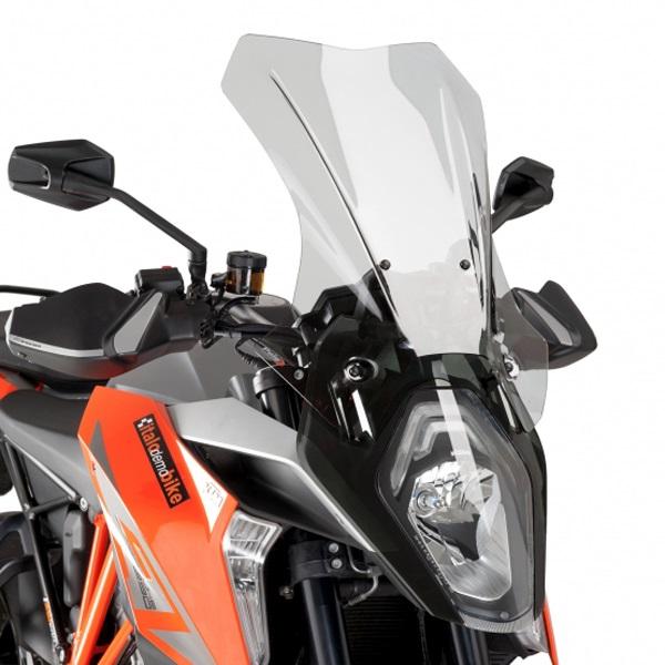 Puig プーチ ツーリングスクリーン カラー:クリア 1290 SUPER DUKE GT