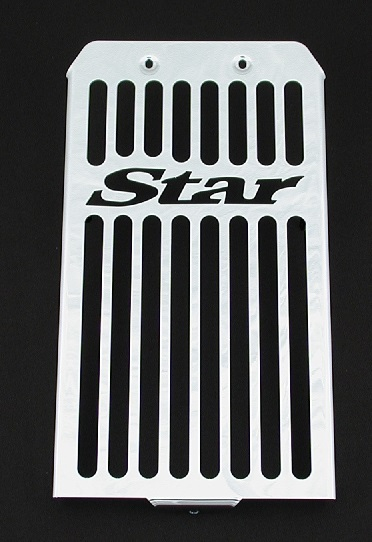 エイチーエーシー・プロダクツ コアガード H.a.c.Products ラジエーターガード V-STAR 1300 V-STAR STRYKER XVS1300 A MIDNIGHT STAR XVS1300 CUSTOM