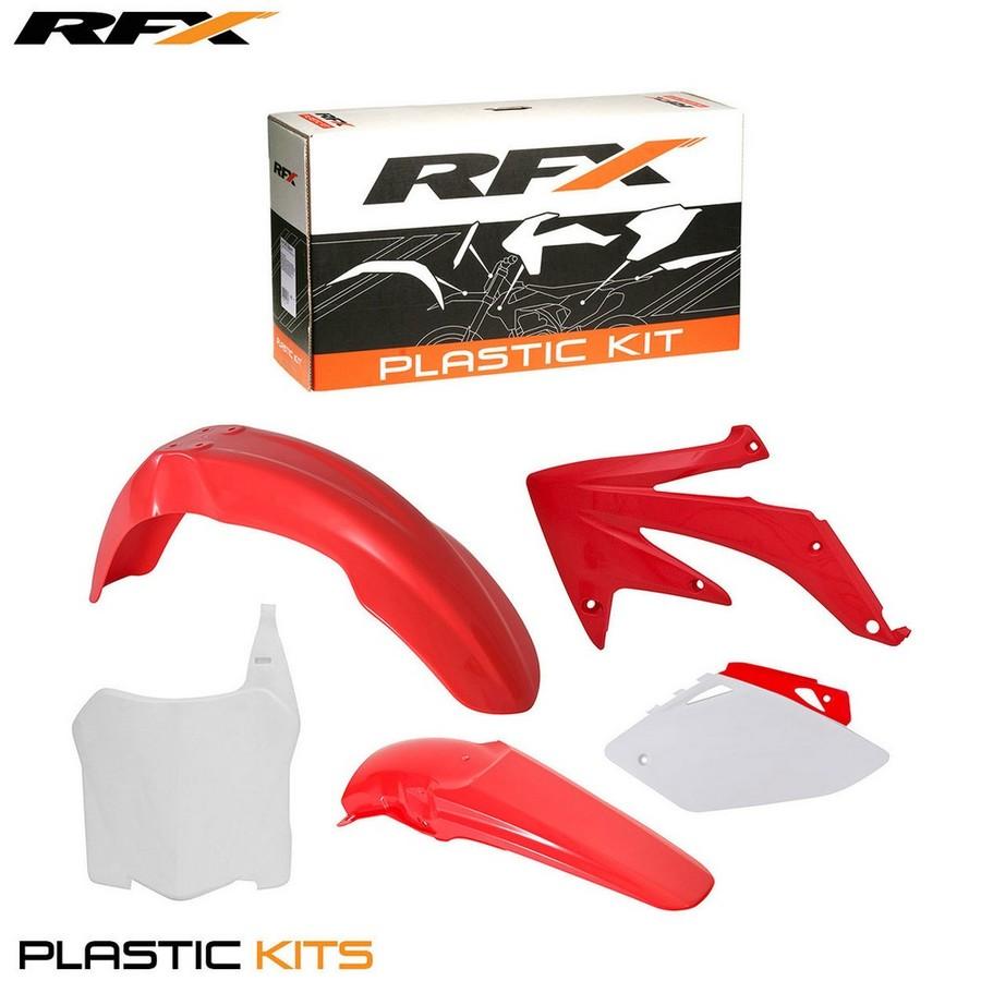 RaceFX レースエフエックス フルカウル・セット外装 RFX プラスチックキット【RFX Plastic Kit】 カラー:OEM CRF450 2008