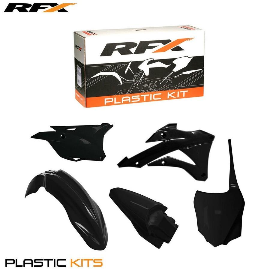 RaceFX レースエフエックス フルカウル・セット外装 RFX 外装キット【RFX Plastic Kit】 カラー:White KX85-100 14-16