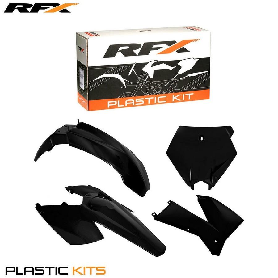 RaceFX レースエフエックス フルカウル・セット外装 RFX プラスチックキット【RFX Plastic Kit】 カラー:White