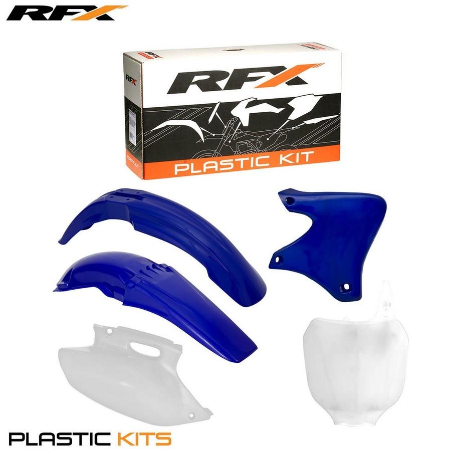 RaceFX レースエフエックス フルカウル・セット外装 RFX プラスチックキット【RFX Plastic Kit】 カラー:White YZF250-400-426 00-02