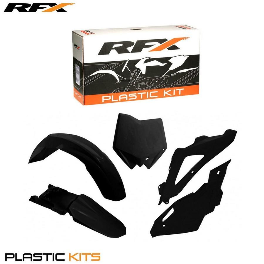 RaceFX レースエフエックス フルカウル・セット外装 RFX プラスチックキット【RFX Plastic Kit】 カラー:OEM CR125 09-13 WR125 09-13