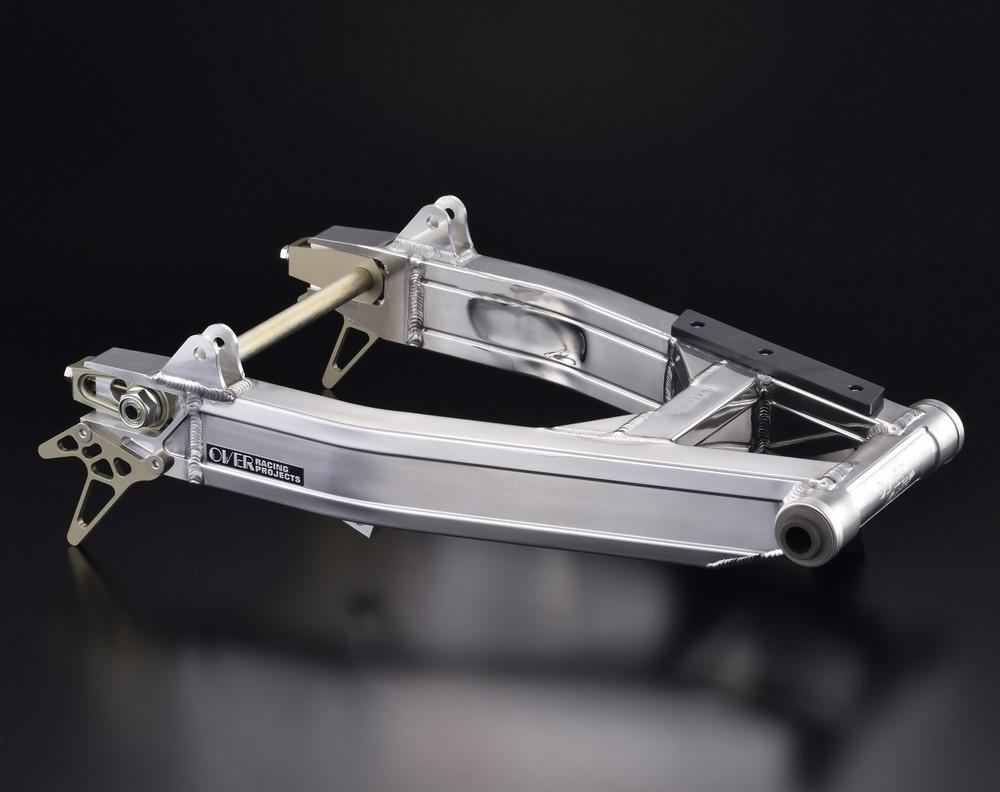 OVER オーヴァー オーバー スイングアーム タイプ 9 オプションあり(純正チェーンカバー取り付けステー付き) ZRX1200ダエグ