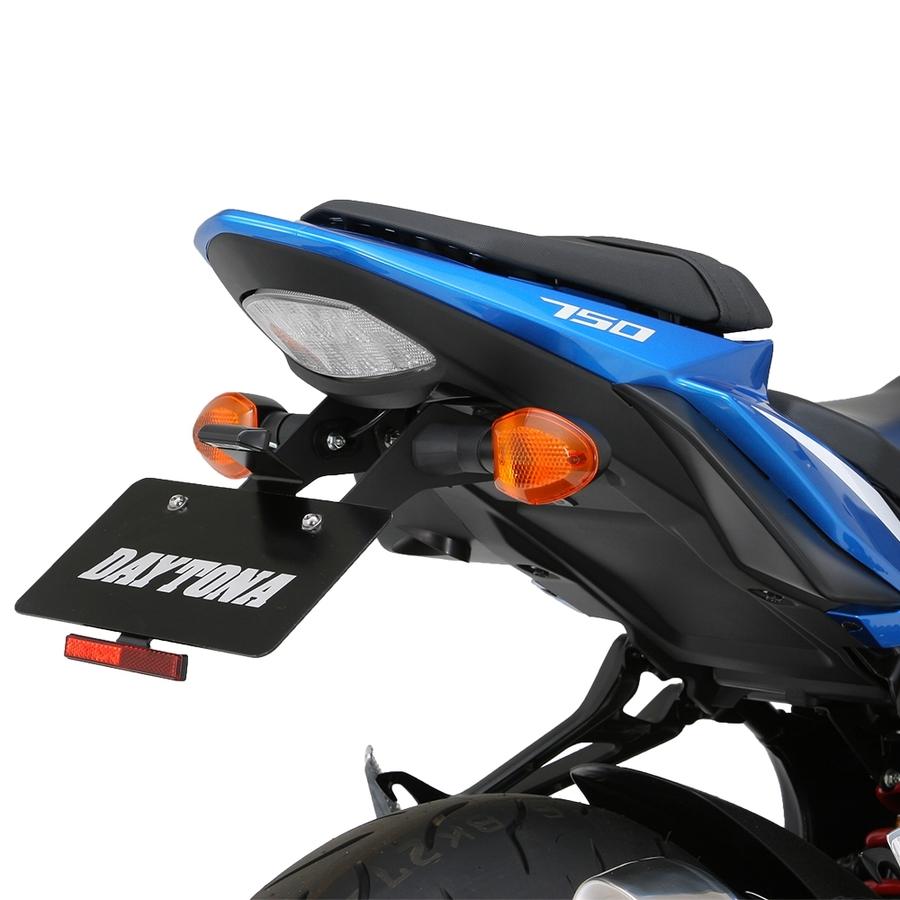 DAYTONA デイトナ フェンダーレスキット (車体対応LEDライセンスランプ付き) GSR750