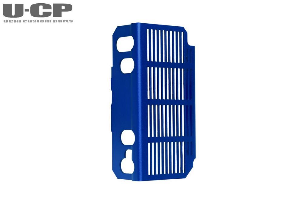 U-CP ユーシーピー コアガード ラジエーターガード カラー:ブルーアルマイト WR250R WR250X