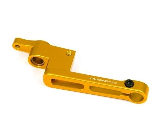【イベント開催中!】 DUCABIKE ドゥカバイク ステップブレーキレバー カラー:ゴールド PANIGALE 1199 PANIGALE 1299 PANIGALE 899 PANIGALE 959