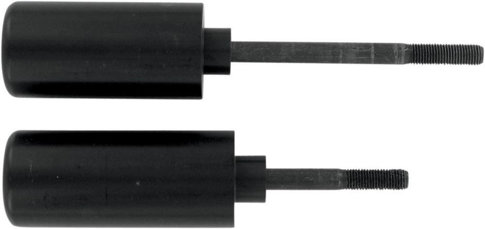 【イベント開催中!】 PRO-TEK プロテック ガード・スライダー フレームプロテクター ブラック SUZUKI用【FRAME SAVER, SUZ-BLK [0505-0135]】 SV650 2003 - 2009 SV650S 2003 - 2009