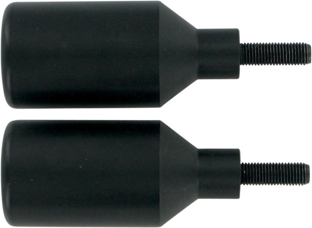 【イベント開催中!】 PRO-TEK プロテック ガード・スライダー フレームプロテクター ブラック KAWASAKI用【FRAME SAVER, KAW-BLACK [0505-0232]】 ZX-10R Ninja 2004 - 2005