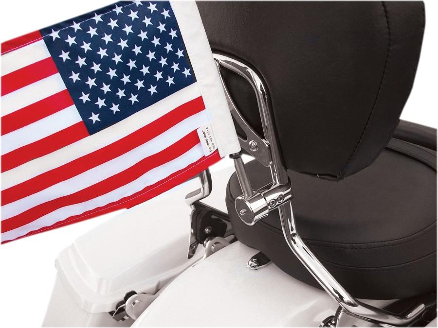 """PRO PAD プロパッド その他外装関連パーツ フラグマウント 5/8"""" 6x9 USA 【FLAG MOUNT 5/8""""6X9 USA [0521-0778]】"""