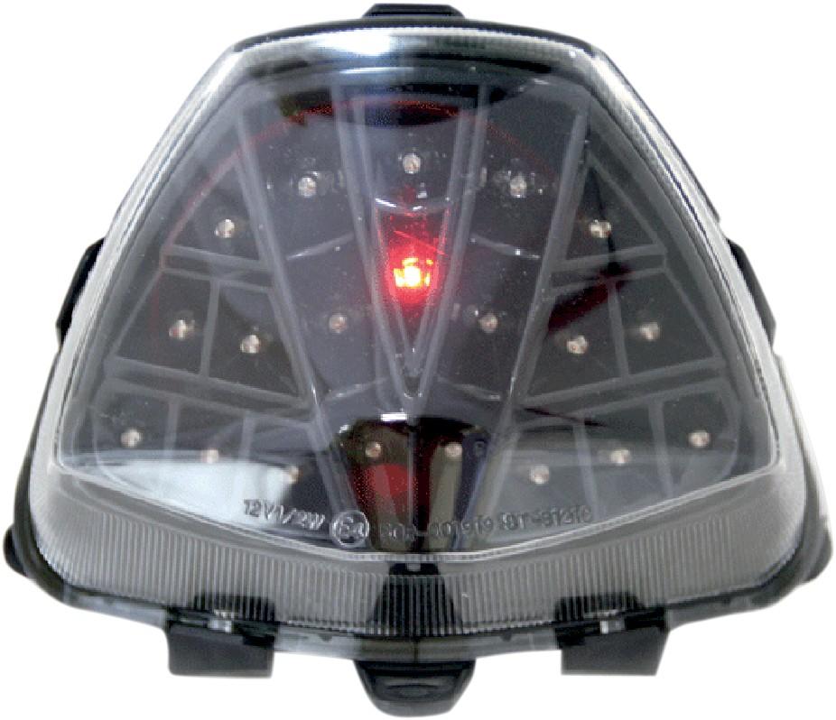 Moto MPH モトエムピーエイチ テールランプ CBR250R クリアー 【TAILLIGHT CBR250R CLEAR [2010-0942]】 CBR250R 2011 - 2013