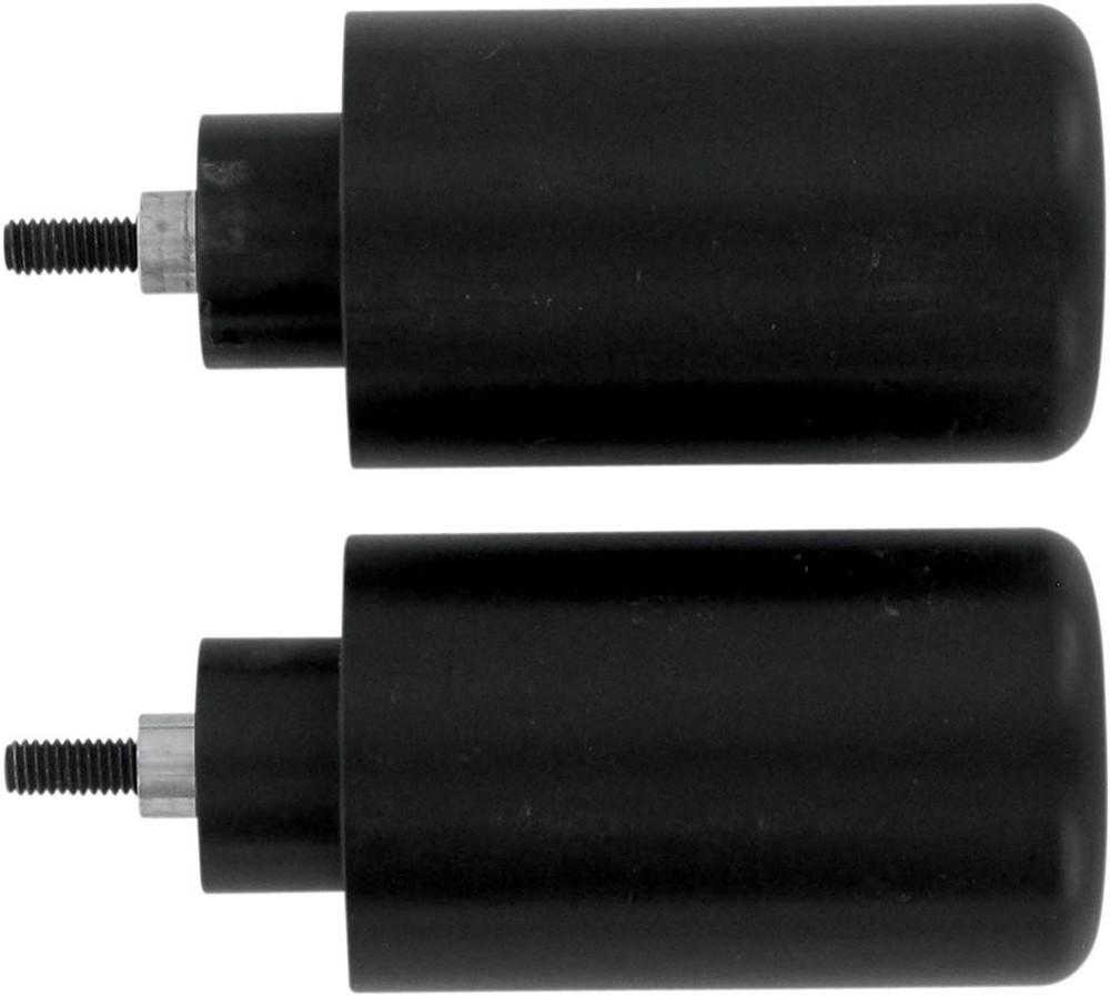 【イベント開催中!】 PRO-TEK プロテック ガード・スライダー フレームプロテクター ブラック KAWASAKI用【FRAME SAVER, KAW-BLACK [PFP-75K]】 ZX-12R Ninja 2000 - 2005