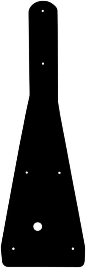 【イベント開催中!】 MAIER メイヤー ガード・スライダー スキッドプレート ブラック TRX450R用【PLATES SKID TRX450R BK [0521-0167]】 TRX450R Sportrax 2004 - 2005