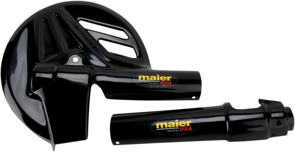 【イベント開催中!】 MAIER メイヤー ガード・スライダー GUARD DISC SUZ BK [0521-0905] DR650SE 1996 - 2009 DR650SE 2011 - 2017