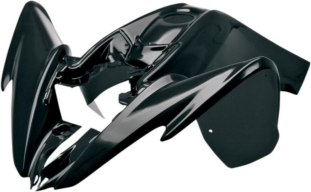 【イベント開催中!】 MAIER メイヤー フロントフェンダー ブラック RAPTOR 250【FENDER FT RAPTR 250 BLACK [1404-0392]】 YFM250R Raptor 2008 - 2010