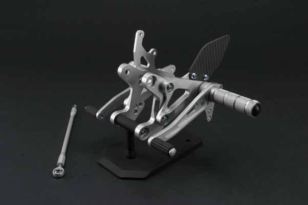 SPICE スパイス タクティカルステップ 3ポジション CBR900RR[ファイヤーブレイド]