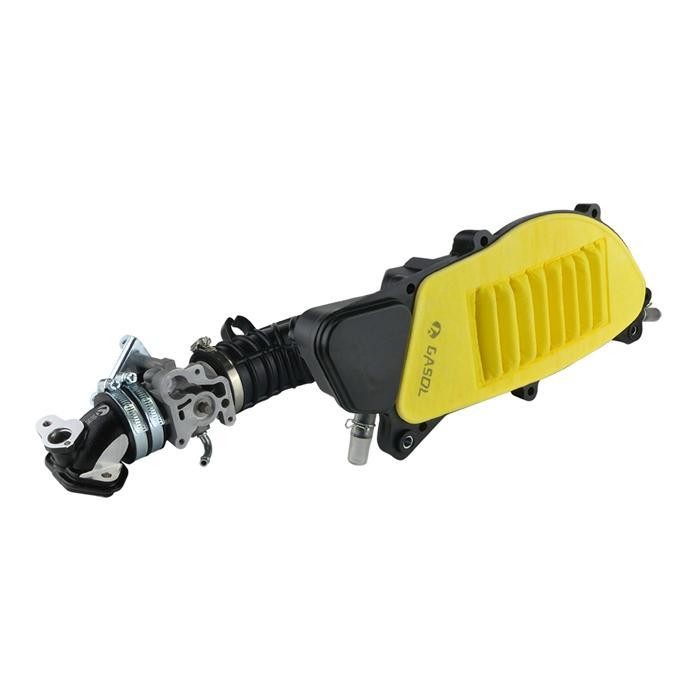 GASOL ガソル その他吸気系部品 YAMAHA BWS Kits [BWS吸気キット] サイズ:34mm BWS 125