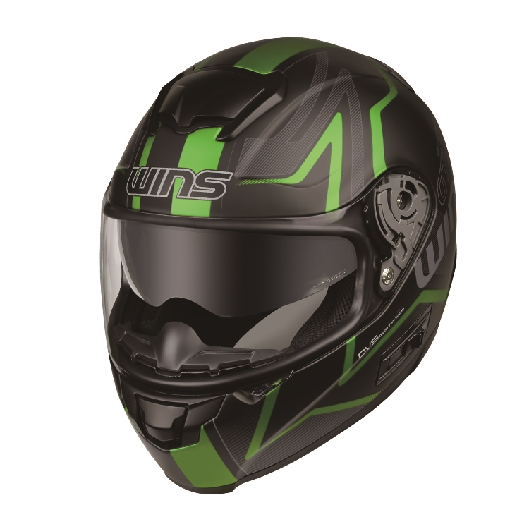 WINS ウインズ フルフェイスヘルメット FF-COMFORT FF-COMFORT [エフエフ・コンフォート] GT-Z ヘルメット サイズ:L