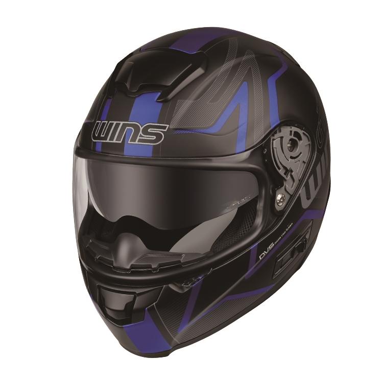 WINS ウインズ フルフェイスヘルメット FF-COMFORT FF-COMFORT [エフエフ・コンフォート] GT-Z ヘルメット サイズ:XL