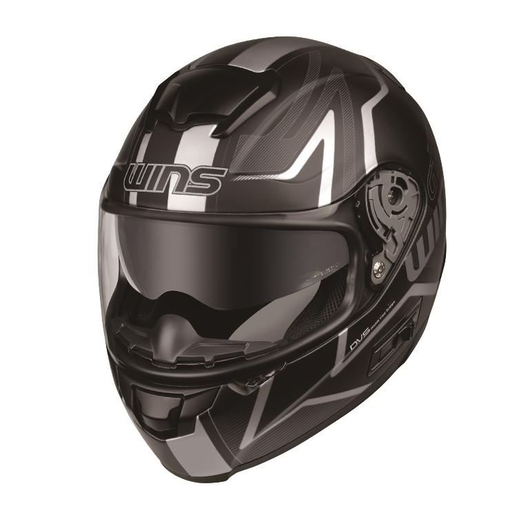 WINS ウインズ フルフェイスヘルメット FF-COMFORT FF-COMFORT [エフエフ・コンフォート] GT-Z ヘルメット サイズ:M