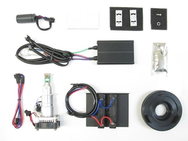 PROTEC プロテック LB7-BR LEDヘッドライトバルブ R1200RS
