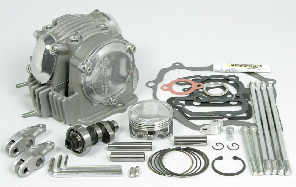 SP武川 SPタケガワ その他エンジンパーツ スーパーヘッド+Rバージョンアップキット TT-R50E