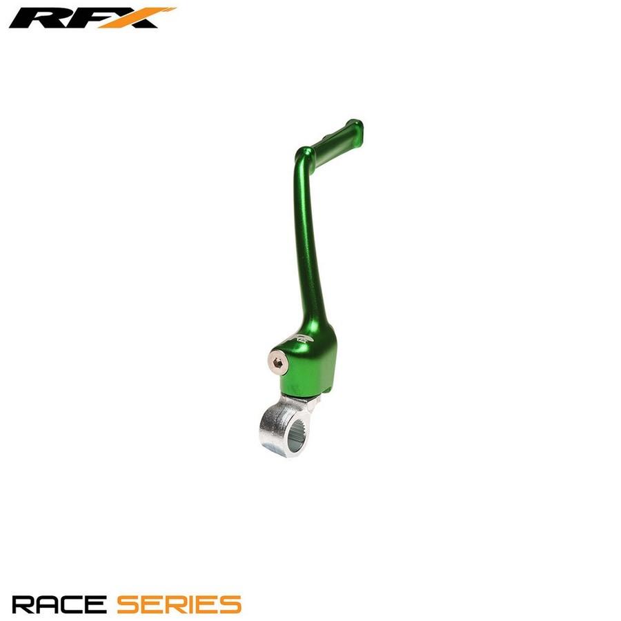 RaceFX レースエフエックス その他エンジンパーツ RFX RACE SERIES キックスタートレバー【RFX Race Series Kickstart Lever】 I KX65 00-17