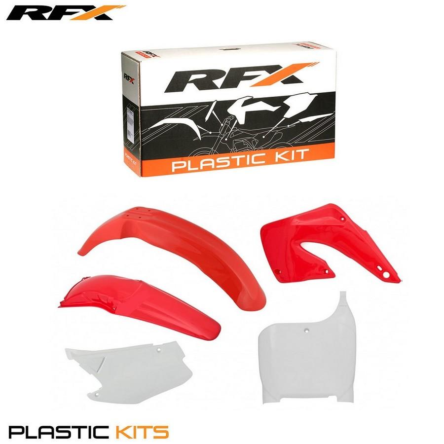 RaceFX レースエフエックス フルカウル・セット外装 RFX プラスチックキット【RFX Plastic Kit】 CR125-250 00-01