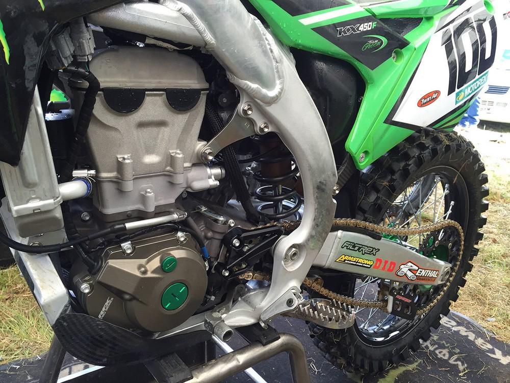 RaceFX レースエフエックス エンジンカバー RFX プロ イグニッションカバー【RFX Pro Ignition Cover】 I KXF450 16ON