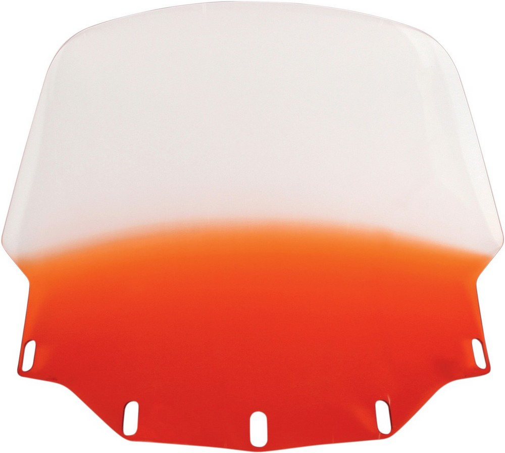 MEMPHIS SHADES メンフィスシェイズ ウインドシールド GL1500 トール オレンジ 【WSHLD GL1500 TALL, ORG [2312-0124]】