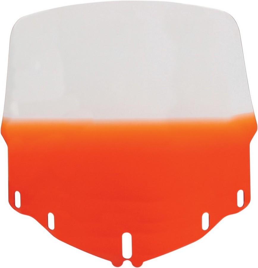MEMPHIS SHADES メンフィスシェイズ スクリーン ウインドシールド GL1800 トール オレンジ 【WSHLD GL1800 TALL, ORG [2312-0142]】