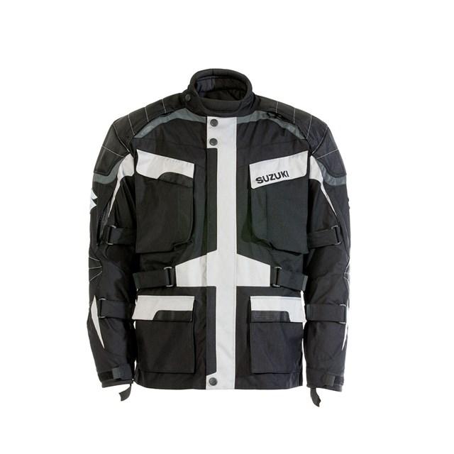 US SUZUKI 北米スズキ純正アクセサリー SUZUKI アドベンチャージャケット【Suzuki Adventure Jacket】