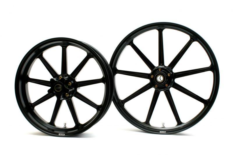 GLIDE グライド ホイール本体 アルミ鍛造ホイール カラー:グロスブラック XL1200X フォーティーエイト