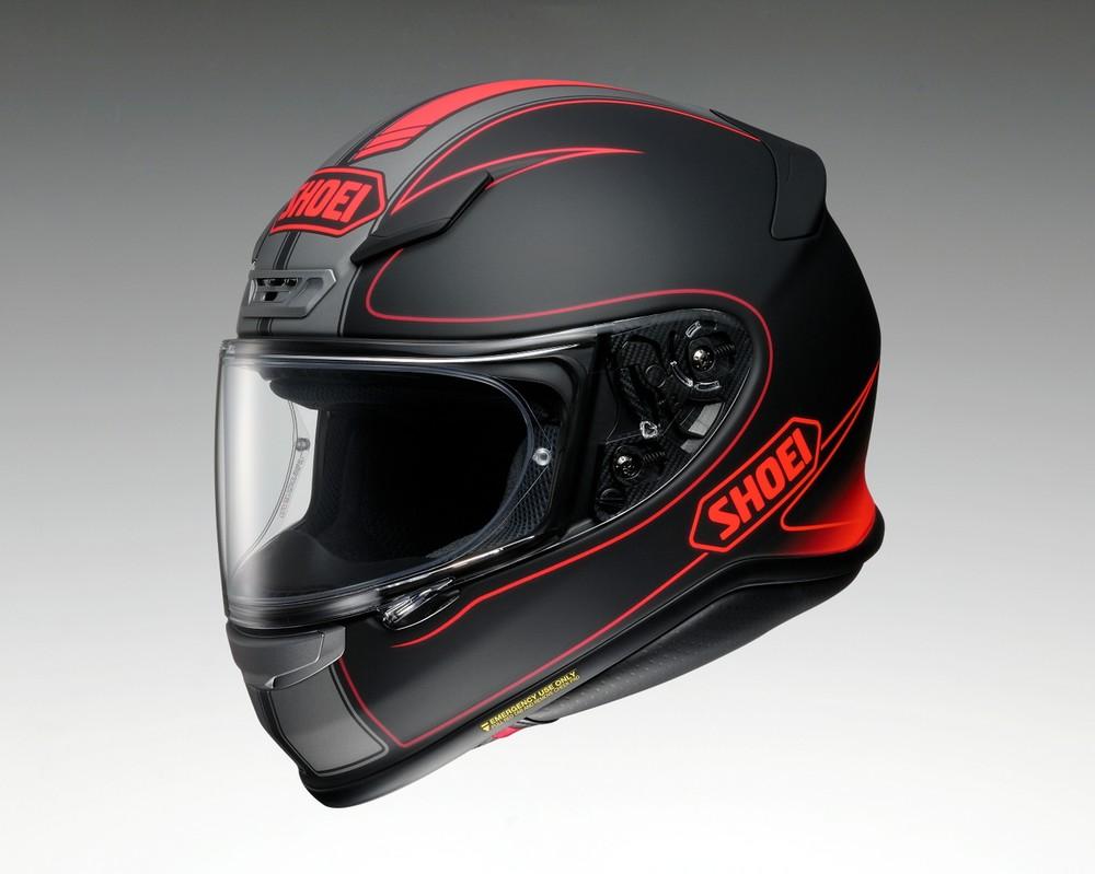 【在庫あり】【イベント開催中!】 SHOEI ショウエイ フルフェイスヘルメット Z-7 FLAGGER [ゼット-セブン フラッガー TC-1 RED/BLACK マットカラー] ヘルメット サイズ:XL (61 cm)