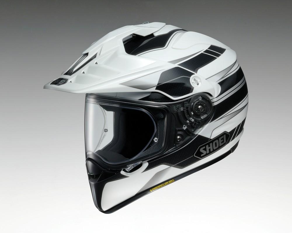【イベント開催中!】 SHOEI ショウエイ オフロードヘルメット HORNET-ADV NAVIGATE [ホーネット-エーディーヴイ ナビゲイト TC-6 WHITE/BLACK] ヘルメット サイズ:L (59cm)
