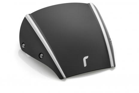 rizoma リゾマ ビレットアルミ ヘッドライトフェアリング アダプタ付き【Billet Aluminium Headlight fairing with Adapter】 XDiavel S